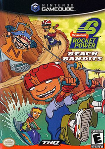 *USED* ROCKET POWER BEACH BANDITS [E]