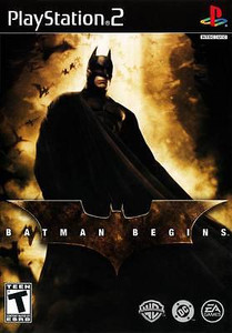 *USED* BATMAN BEGINS [T]