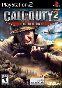 *USED* CALL OF DUTY 2 BIG RED ONE [T]