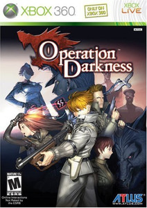 *USED* OPERATION DARKNESS [M]