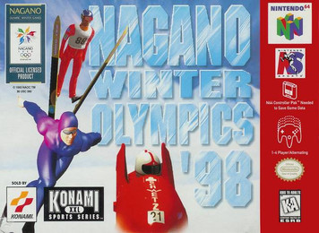 *USED* NAGANO WINTER OLYMPICS 98
