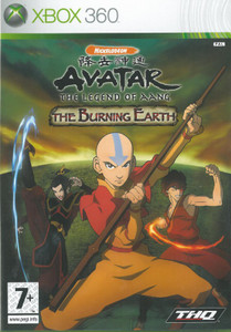 *USED* AVATAR BURNING EARTH [E10] (#752919550274)