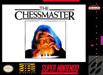 *USED* CHESSMASTER