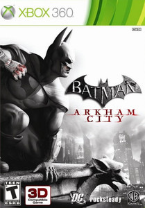 *USED* BATMAN ARKHAM CITY [T]