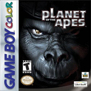 *USED* PLANET OF THE APES [E]