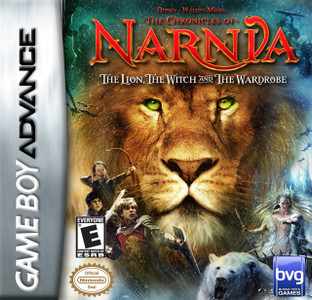*USED* NARNIA LION THE WITCH & WARDROBE [E]