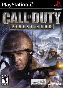 *USED* CALL OF DUTY FINEST HOUR (#047875807075)
