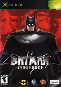 *USED* BATMAN VENGEANCE [E]