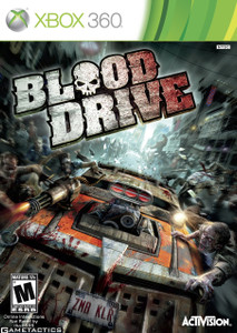 *USED* BLOOD DRIVE