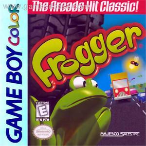 *USED* FROGGER [E]