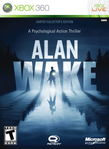*USED* ALAN WAKE