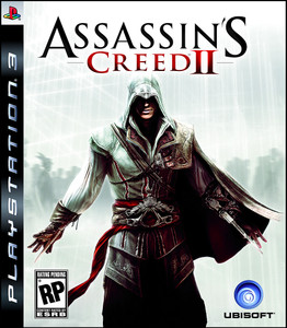 *USED* ASSASSINS CREED 2 (#008888345343)