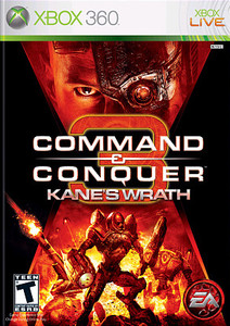 *USED* COMMAND & CONQUER 3 KANES WRATH [T]