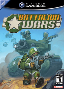 *USED* BATTALION WARS [T]