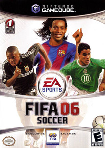 *USED* FIFA SOCCER 2006 [E]