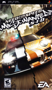 *USED* NEED FOR SPEED MOST WANTED [E10]