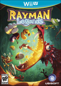 *USED* RAYMAN LEGENDS