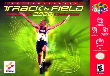 *USED* INTL TRACK & FIELD 2000