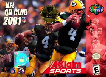 *USED* NFL QUARTERBACK CLUB 2001 [E]