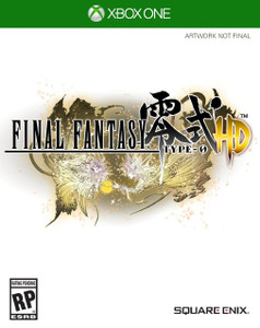 *USED* FINAL FANTASY TYPE-0 HD DAY 1 EDITION [M]