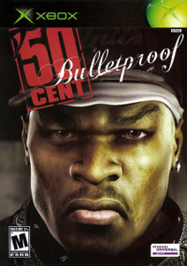 *USED* 50 CENT BULLETPROOF [M]