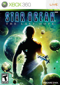 *USED* STAR OCEAN THE LAST HOPE (3)