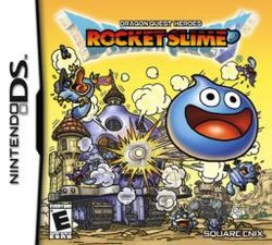 *USED* DRAGON QUEST HEROES ROCKET SLIME [E] (#662248906126)
