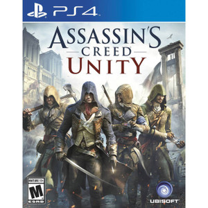 *USED* ASSASSINS CREED UNITY (LE) FIRST DAY (#887256300302)