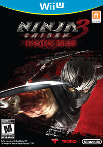 *USED* NINJA GAIDEN 3 RAZORS EDGE (#045496902964)