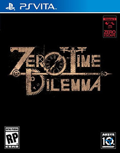 *USED* ZERO TIME DILEMMA [M] (#865415000188)