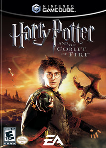 *USED* HARRY POTTER GOBLET OF FIRE [E10] (#014633149845)
