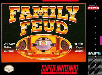 *USED* FAMILY FEUD (#043948510606)
