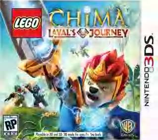 *USED* LEGO LEGENDS OF CHIMA LAVALS JOURNEY (#883929319626)