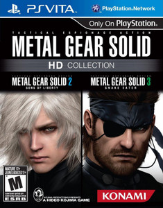 *USED* METAL GEAR SOLID HD COLLECTION [M] (#083717260707)