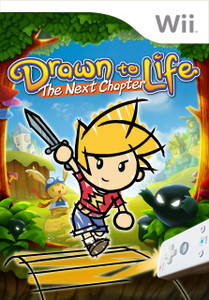 *USED* DRAWN TO LIFE THE NEXT CHAPTER [E] (#785138302270)