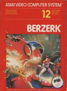 *USED* Berzerk (#15128)