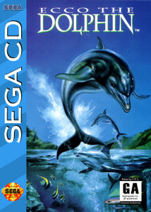 *USED* Ecco the Dolphin (#010086044089)