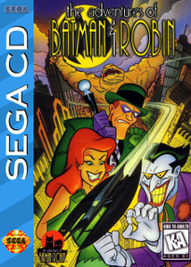 *USED* Adventures of Batman and Robin (#010086044324)