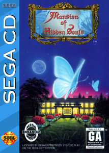 *USED* Mansion of Hidden Souls (#034912230156)