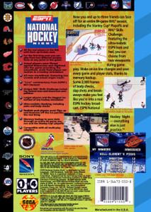 *USED* ESPN National Hockey Night (#735009215505)