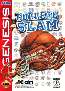 *USED* COLLEGE SLAM (#002148180056)