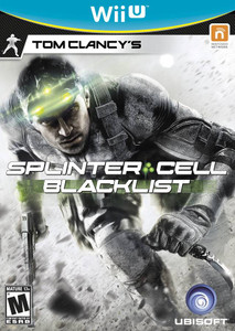 *USED* SPLINTER CELL BLACKLIST (#008888187462)