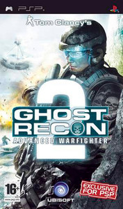 *USED* Ghost Recon Advanced * Warfighter 2 (#008888333470)