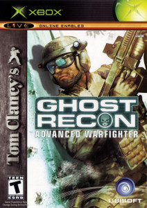 *USED* GHOST RECON ADV WARFIGHTER CLEARANCE (#008888512806)