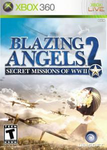*USED* BLAZING ANGELS 2 SECRET MISSIONS [T] (#008888523499)