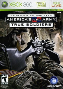 *USED* AMERICAS ARMY TRUE SOLDIERS [T] (#008888523659)