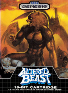 *USED* ALTERED BEAST (#010086011005)