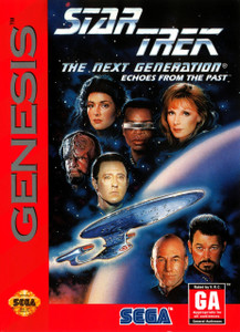 *USED* Star Trek: The Next Generation: Echoes From the Pa (#010086013139)