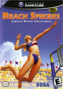*USED* BEACH SPIKERS [E] (#010086610116)