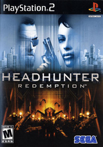 *USED* HEADHUNTER REDEMPTION [M] (#010086630329)